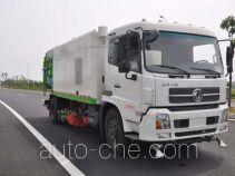 Jinyinhu WFA5162TXSE street sweeper truck