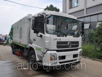 Jinyinhu WFA5163TXSEE5 street sweeper truck