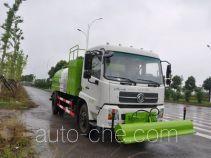 金银湖牌WFA5164GQXEE5型清洗车