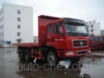 Tuoshan WFG3250ZPB flatbed dump truck