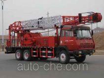Tuoshan WFG5251TXJ well-workover rig truck