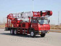Tuoshan WFG5290TXJ well-workover rig truck
