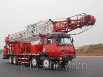 Tuoshan WFG5320TXJ well-workover rig truck