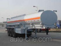 Tuoshan WFG9370GHY chemical liquid tank trailer