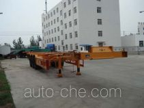 Tuoshan WFG9370TJZ container carrier vehicle