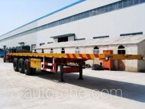 Tuoshan WFG9380TJZ container carrier vehicle