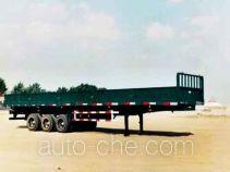 Tuoshan WFG9400CZX side dump trailer