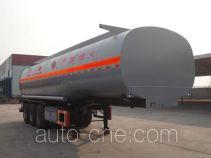 Tuoshan WFG9400GJY fuel tank trailer