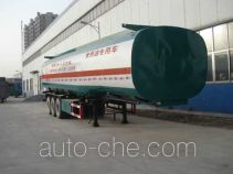 Tuoshan WFG9400GSY edible oil transport tank trailer