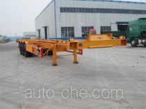 Tuoshan WFG9400TJZ container transport trailer