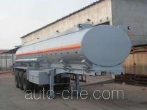 Tuoshan WFG9402GHY chemical liquid tank trailer