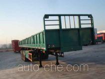 驼山牌WFG9403CZX型自卸半挂车