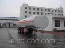 Tuoshan WFG9403GHY chemical liquid tank trailer