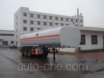 Tuoshan WFG9405GHY chemical liquid tank trailer