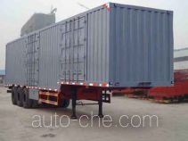 Tuoshan WFG9405XXY box body van trailer