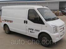 扬子江牌WG5021XXYBEV2型纯电动厢式运输车