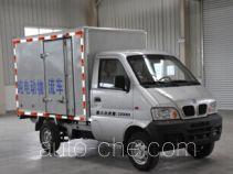 扬子江牌WG5022XXYBEV型纯电动厢式运输车