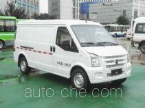 扬子江牌WG5023XXYBEV型纯电动厢式运输车