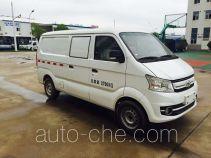 扬子江牌WG5030XXYBEV型纯电动厢式运输车