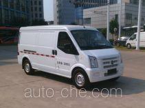 扬子江牌WG5032XXYBEV型纯电动厢式运输车