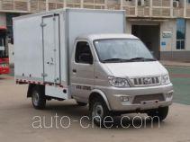 扬子江牌WG5034XXYBEV型纯电动厢式运输车