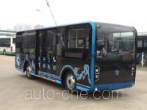 Yangtse WG6610BEVH electric city bus