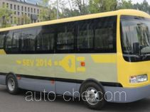 Yangtse WG6660BEVH electric city bus