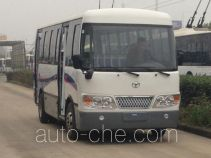 Yangtse WG6661BEVH electric city bus