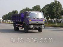 武工牌WGG5140ZLJ型自卸式垃圾车