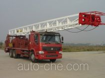 Wugong WGG5240TXJ well-workover rig truck