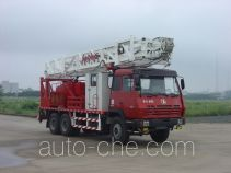 Wugong WGG5241TXJ well-workover rig truck
