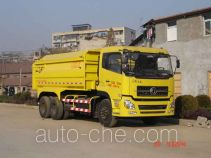 Wugong WGG5250ZFLE bulk powder sealed dump truck