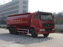 武工牌WGG5251GSNZ型散装水泥运输车