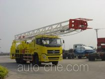 Wugong WGG5251TXJ well-workover rig truck