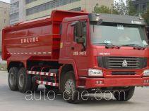 Wugong WGG5251ZLJ dump garbage truck