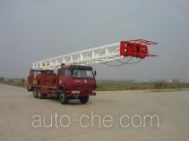 Wugong WGG5252TXJ well-workover rig truck