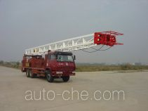 Wugong WGG5252TXJ1 well-workover rig truck
