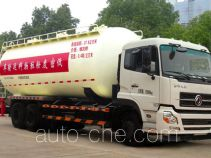 Wugong WGG5253GFLE1 low-density bulk powder transport tank truck