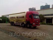 Wugong WGG5310GFLZ1 low-density bulk powder transport tank truck