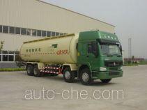 武工牌WGG5312GFLZ型粉粒物料运输车