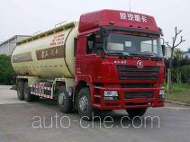 Wugong WGG5314GFLS1 low-density bulk powder transport tank truck