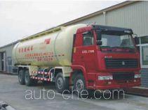 武工牌WGG5316GFLZ型粉粒物料运输车