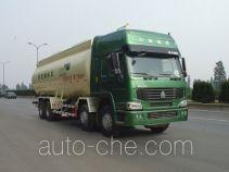 武工牌WGG5317GFLZ型粉粒物料运输车