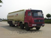 武工牌WGG5317GSNZ型散装水泥运输车