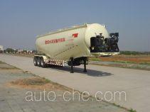 武工牌WGG9370GSN型散装水泥运输半挂车