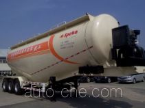 Wugong WGG9401GFL low-density bulk powder transport trailer