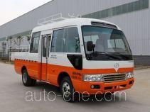华中牌WH5066XGCFJ型工程车