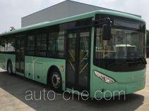 华中牌WH6100GBEV型纯电动城市客车