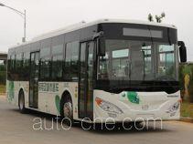 华中牌WH6110GBEV型纯电动城市客车