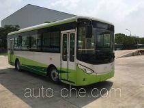 华中牌WH6800GBEV型纯电动城市客车